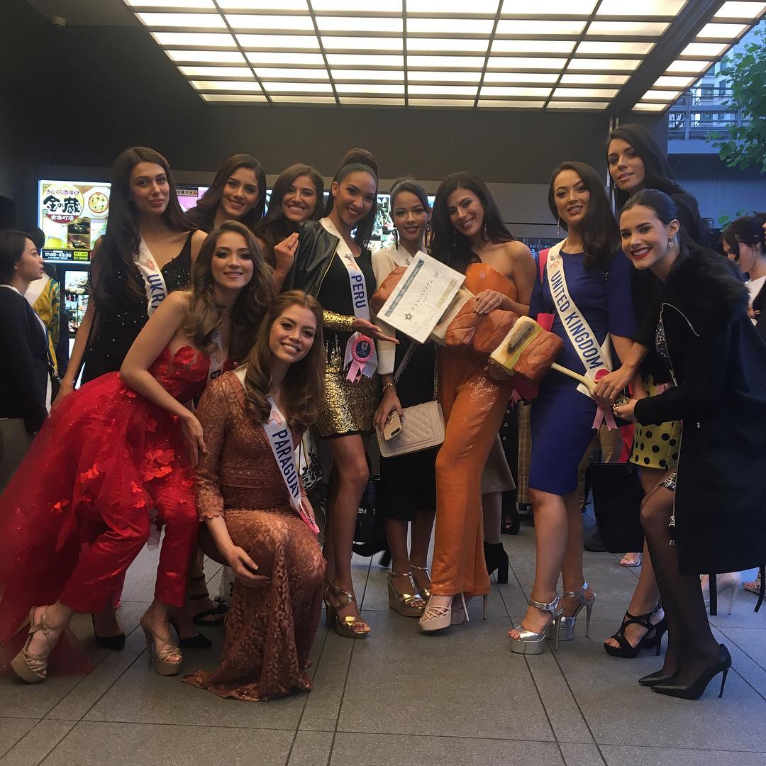 marelid elizabeth medina, miss peru internacional 2018. - Página 3 44365010