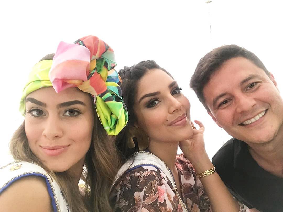 valeria morales, miss colombia universo 2018. - Página 2 44374510