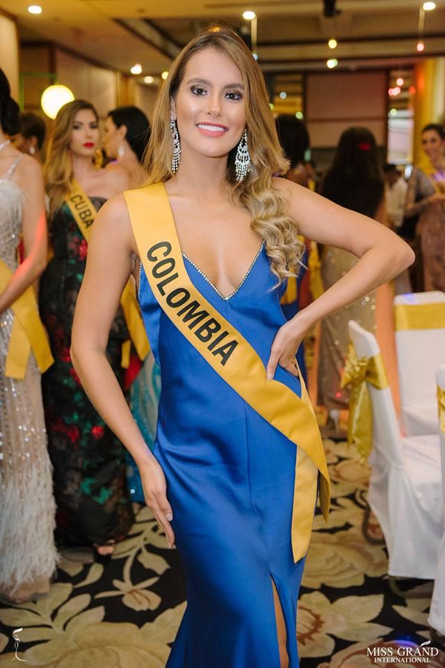 sheyla quizena, miss grand colombia 2018. - Página 7 44404810