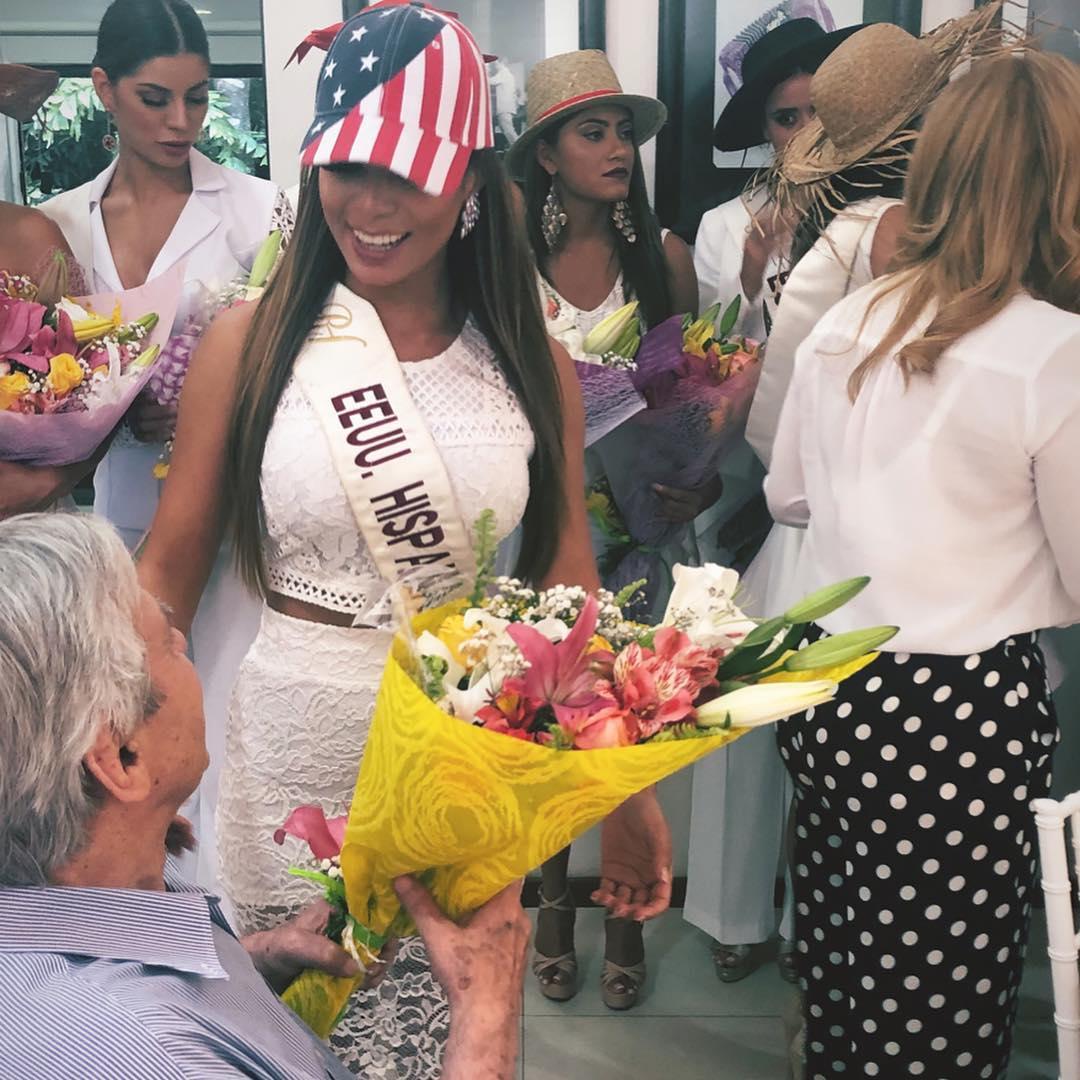 geraldine chaparro, miss usa hispanoamericana 2018/miss mundo latina turismo usa 2018. - Página 2 44406911