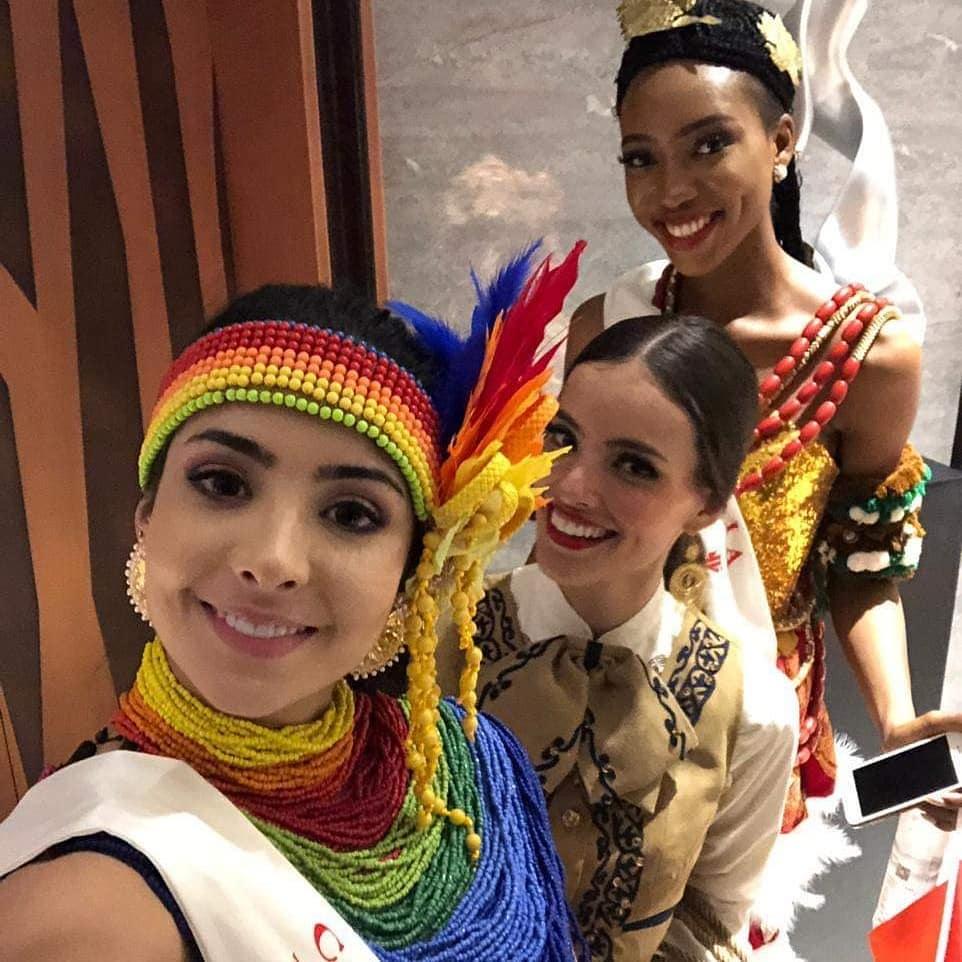 vanessa ponce de leon, miss world 2018. I - Página 5 44412210