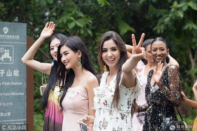 laura osorio hoyos, miss colombia mundo 2018. - Página 3 44426510