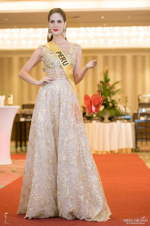 andrea moberg, top 20 de miss grand international 2018 (best national costume). - Página 12 44433710