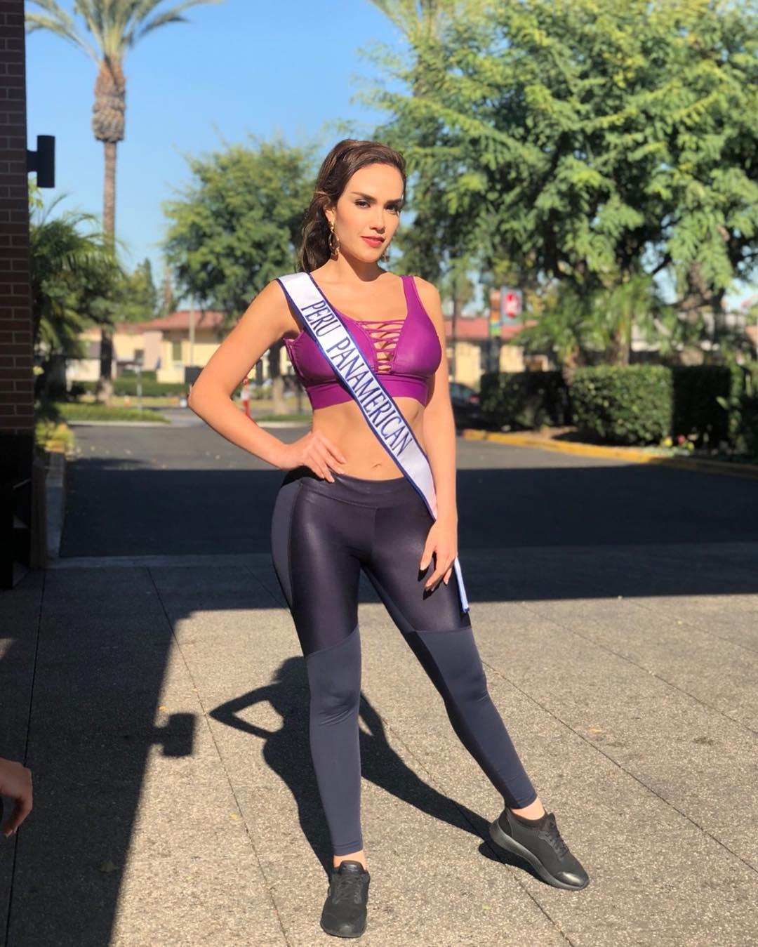 estefani mauricci, segunda finalista de miss panamerican international 2018. - Página 4 44436310