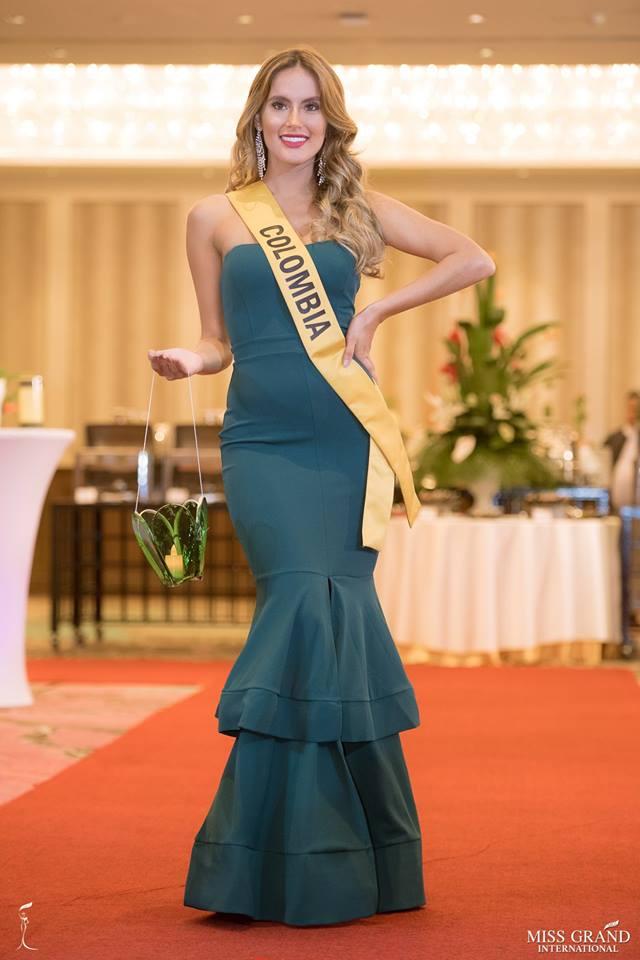 sheyla quizena, miss grand colombia 2018. - Página 8 44455211