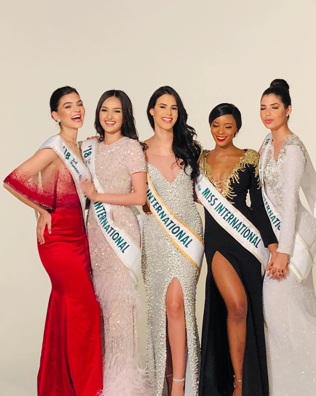 anabella castro, 4th runner-up de miss international 2018. - Página 15 44456110
