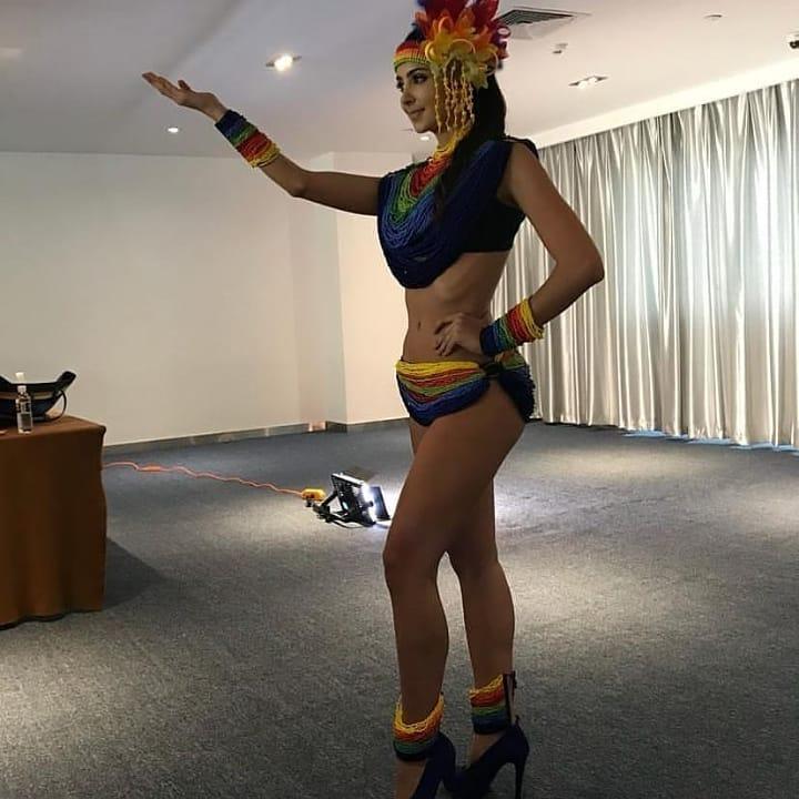laura osorio hoyos, miss colombia mundo 2018. - Página 2 44466912