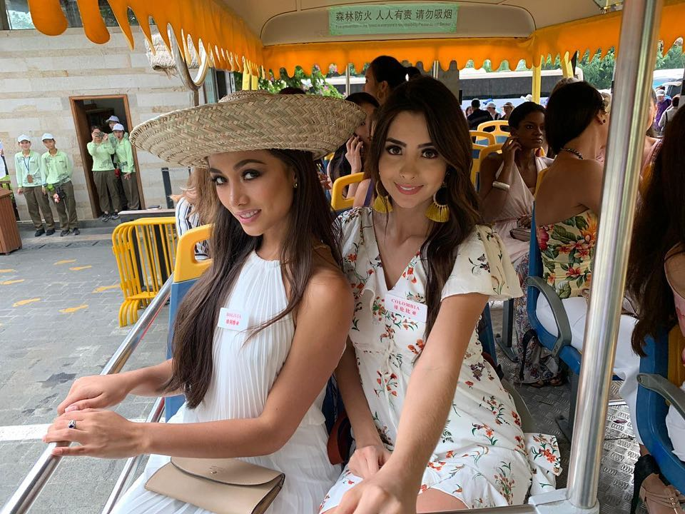 laura osorio hoyos, miss colombia mundo 2018. - Página 3 44475910