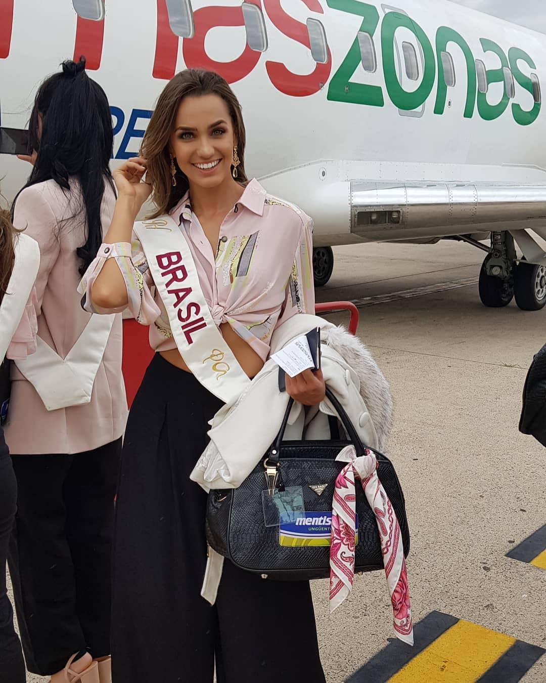 isabele pandini nogueira, miss grand rio de janeiro 2019/vice de reyna hispanoamericana 2018/top 4 de miss global beauty queen 2016. - Página 4 44483910