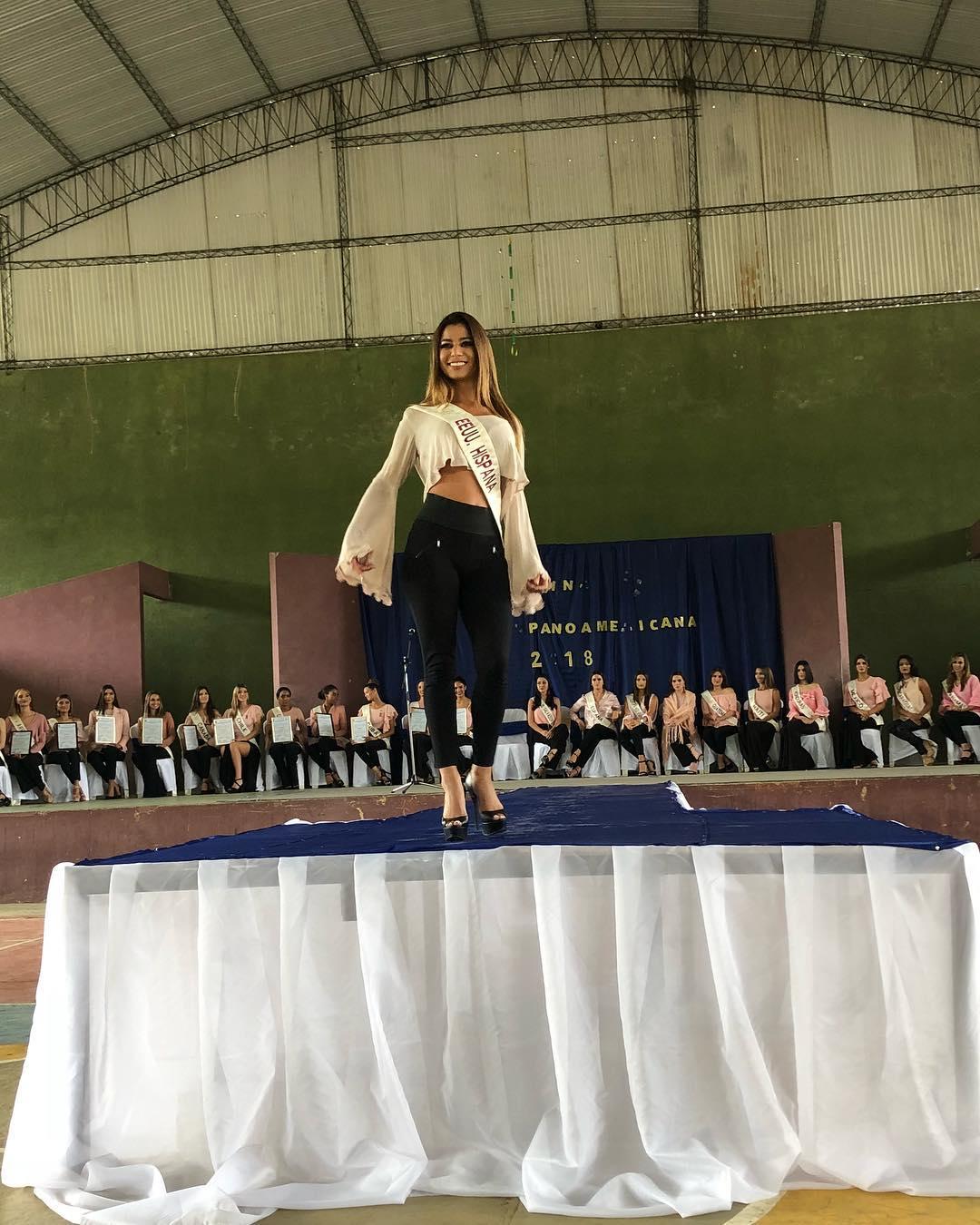 geraldine chaparro, miss usa hispanoamericana 2018/miss mundo latina turismo usa 2018. - Página 3 44498810
