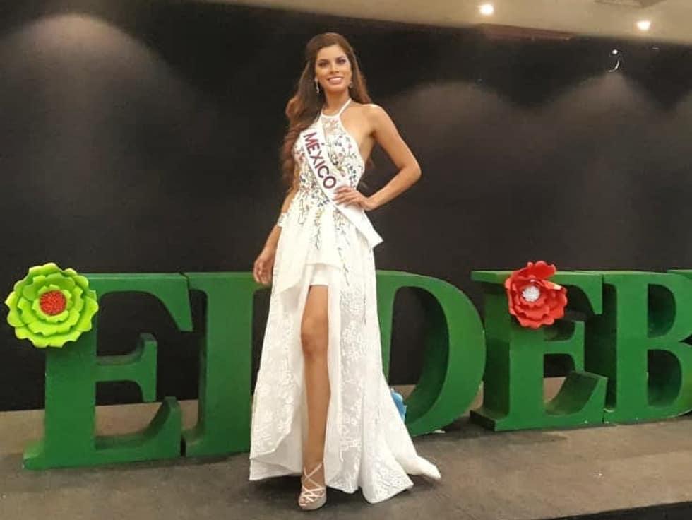 aranza molina, 1 finalista de reyna hispanoamericana 2018. - Página 6 44516110