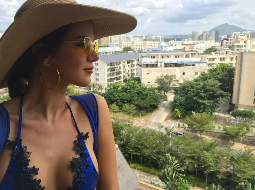 veruska ljubisavljevic, top 30 de miss world 2018. - Página 5 44531710
