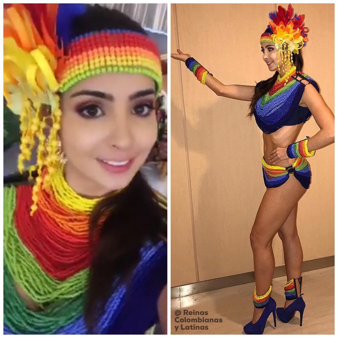 laura osorio hoyos, miss colombia mundo 2018. - Página 2 44538911