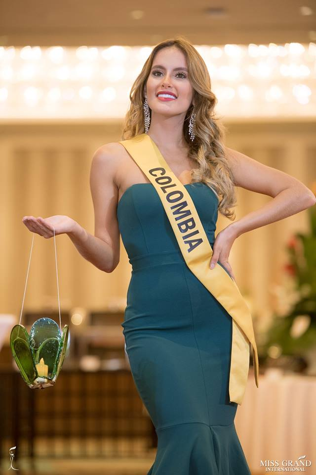 sheyla quizena, miss grand colombia 2018. - Página 8 44601410