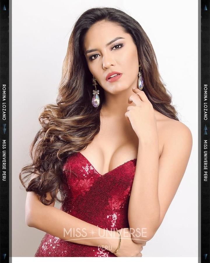 romina lozano, miss charm peru 2020/miss peru universo 2018. - Página 4 44605410