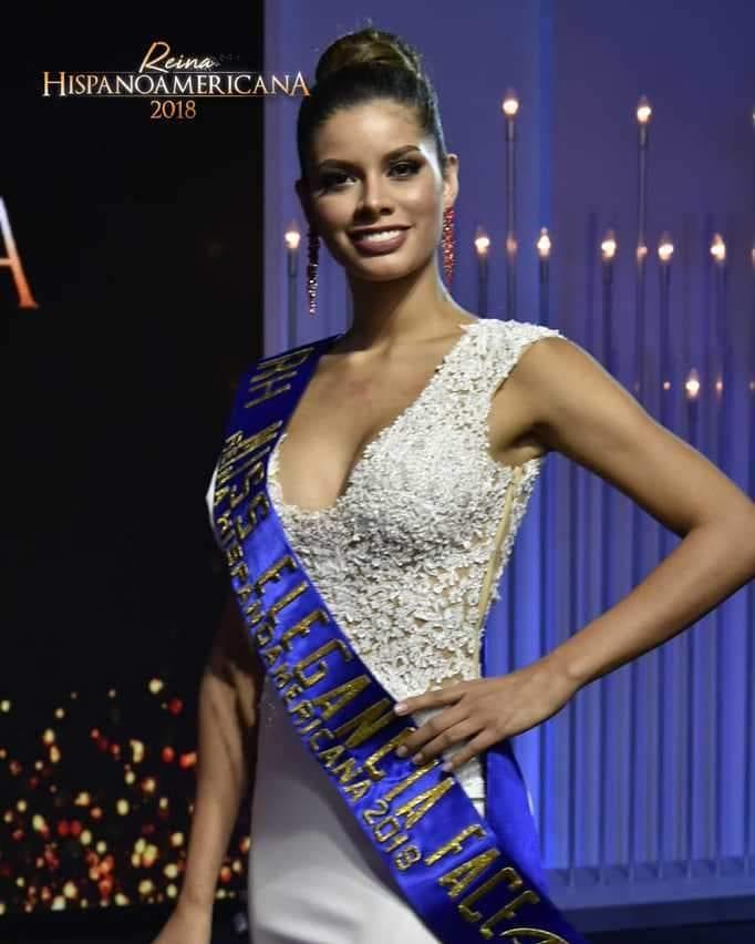 aranza molina, 1 finalista de reyna hispanoamericana 2018. - Página 6 44630710
