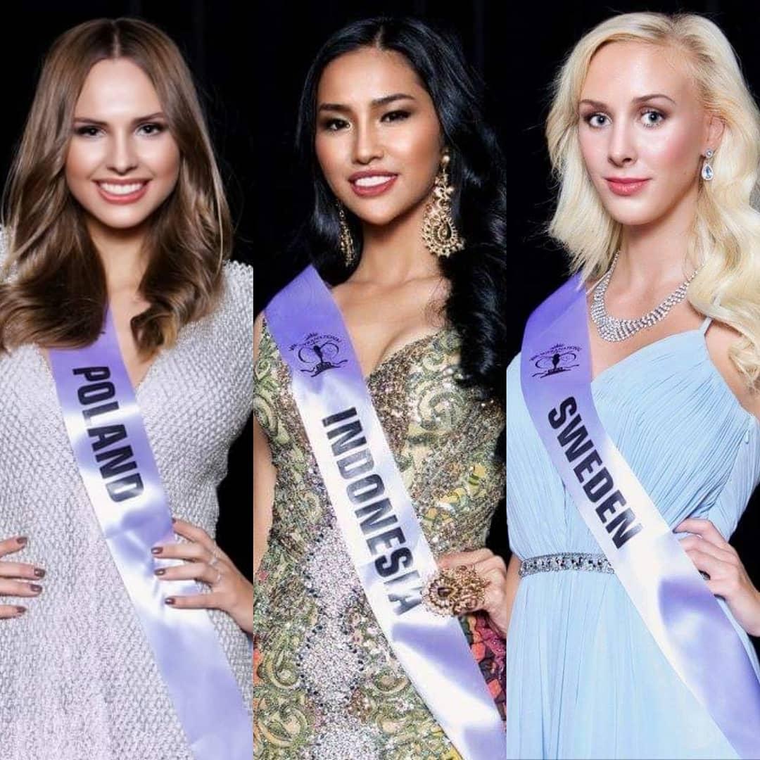 magdalena bienkowska, 2nd runner-up de miss supranational 2018/top 40 de miss world 2017/top 15 de miss international 2016. - Página 24 44630712