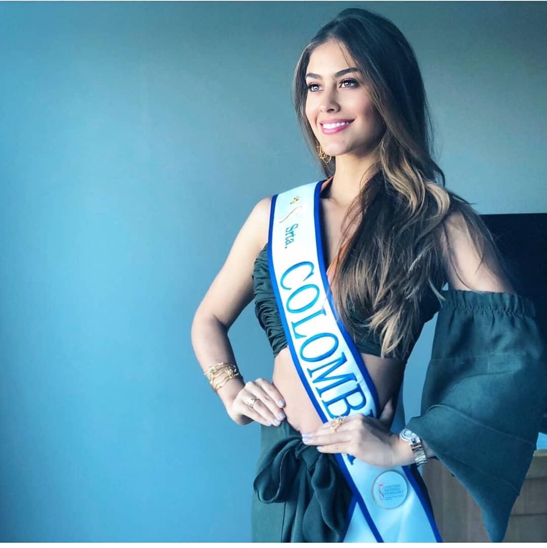 valeria morales, miss colombia universo 2018. - Página 2 44647410