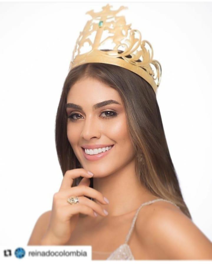 valeria morales, miss colombia universo 2018. - Página 2 44752410