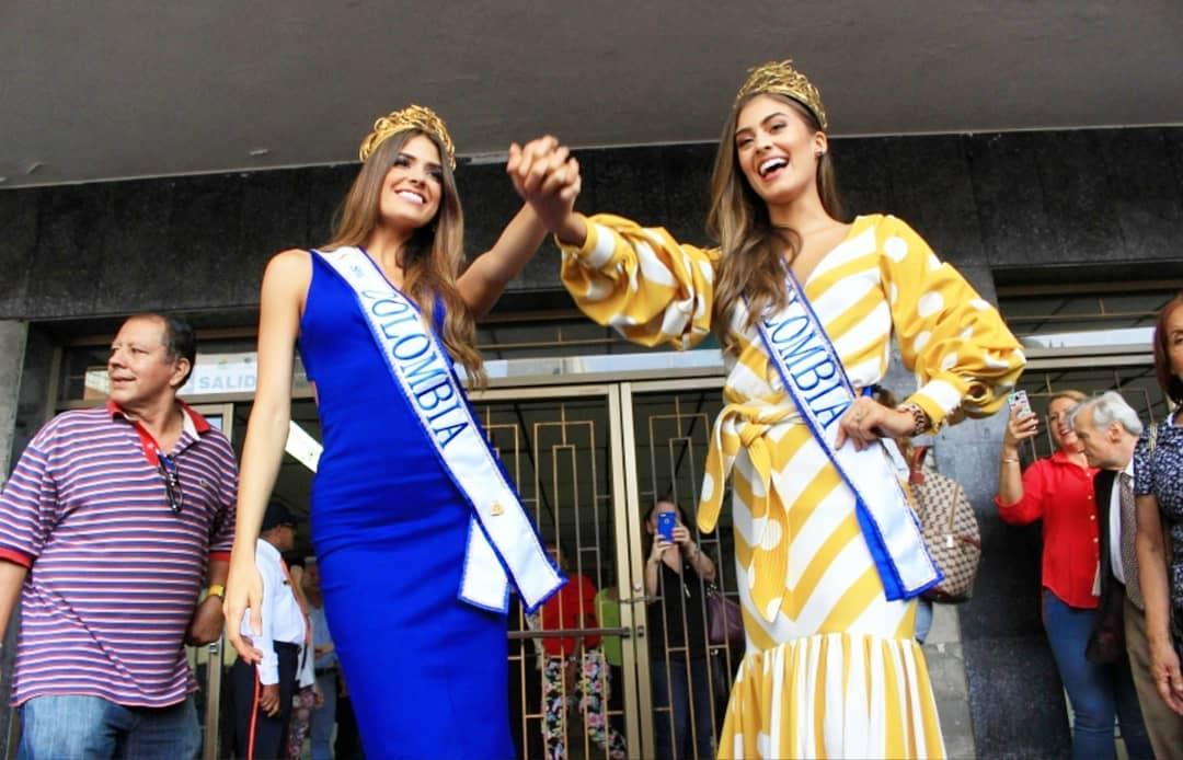 valeria morales, miss colombia universo 2018. 44787210