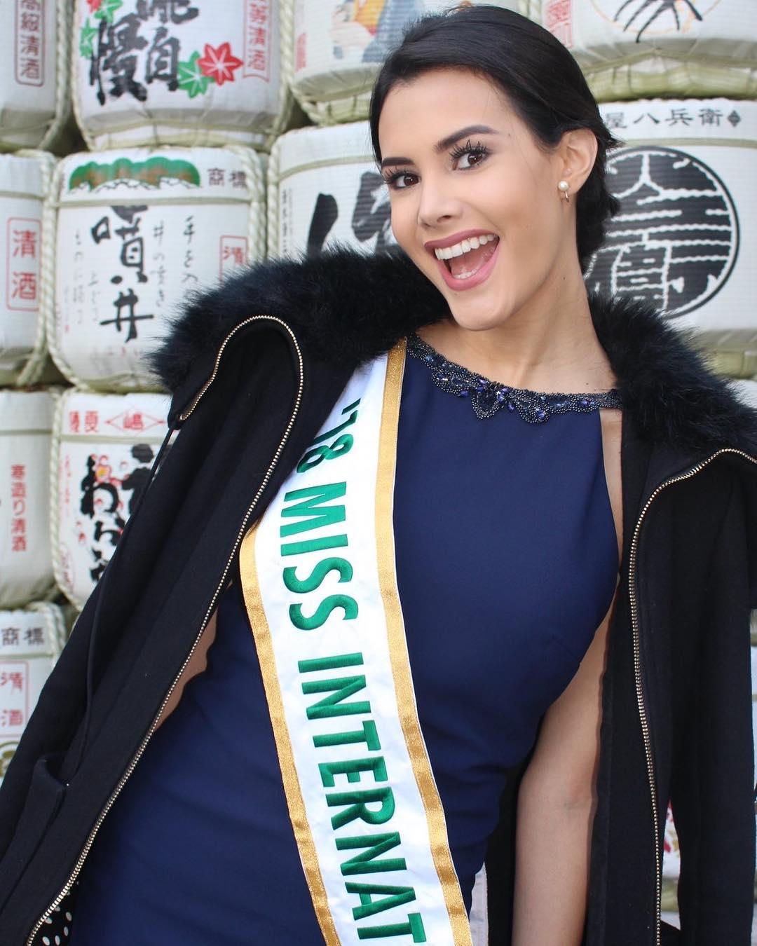 mariem velazco, miss international 2018. - Página 19 44798710