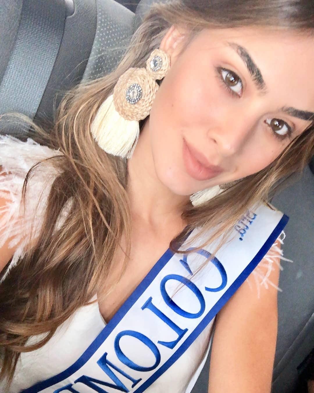 valeria morales, miss colombia universo 2018. - Página 2 44805712