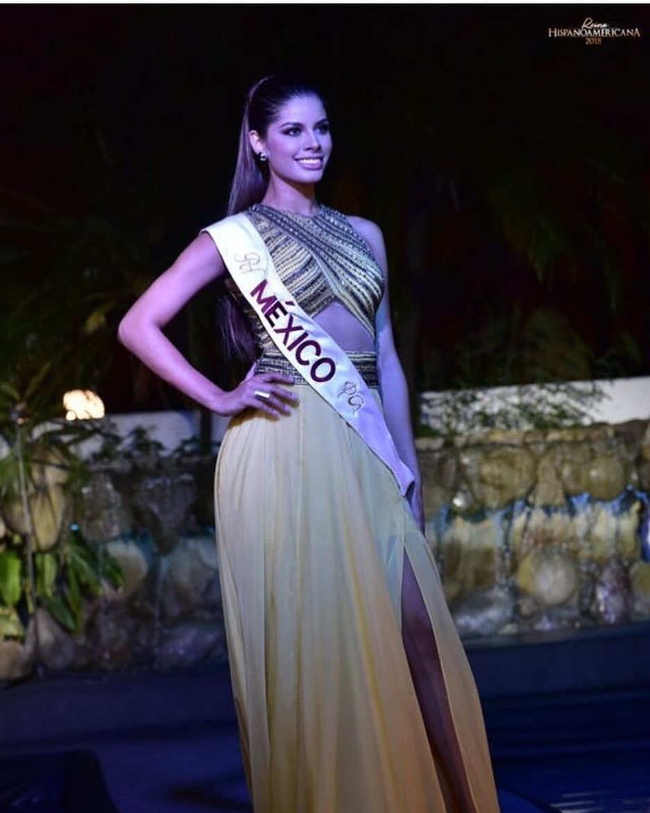 aranza molina, 1 finalista de reyna hispanoamericana 2018. - Página 5 44849210