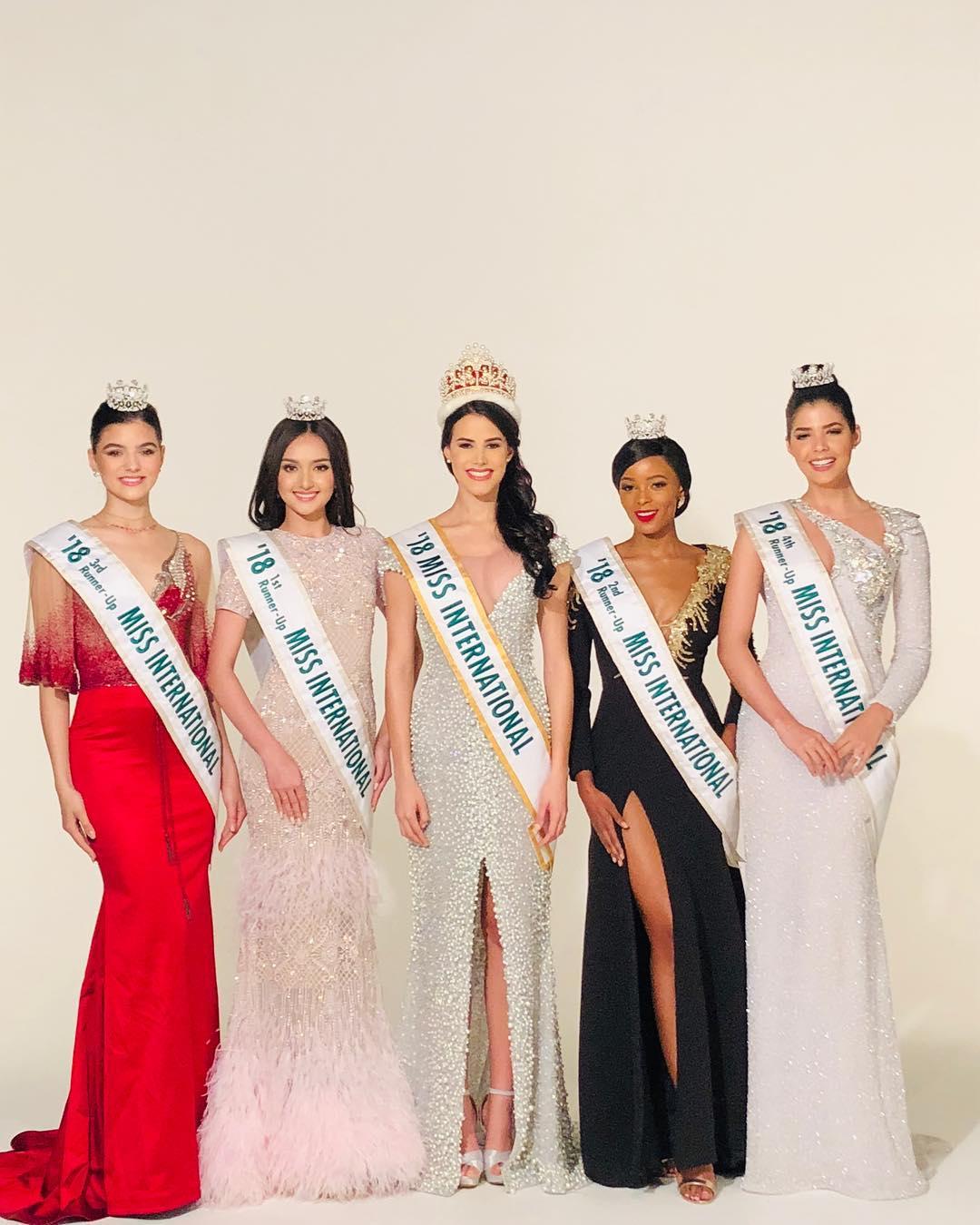 anabella castro, 4th runner-up de miss international 2018. - Página 15 44870510