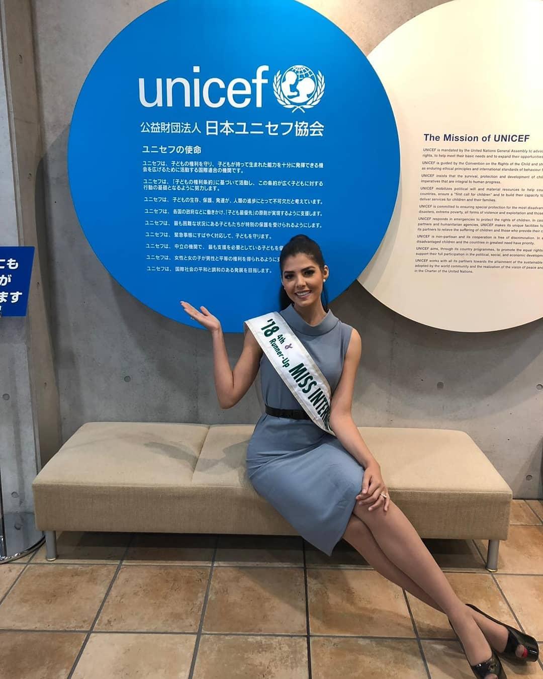 anabella castro, 4th runner-up de miss international 2018. - Página 17 44893110