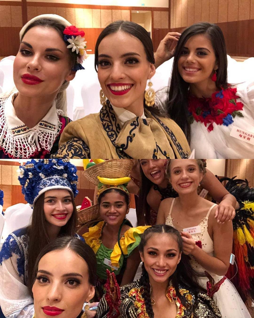 vanessa ponce de leon, miss world 2018. I - Página 5 44902010