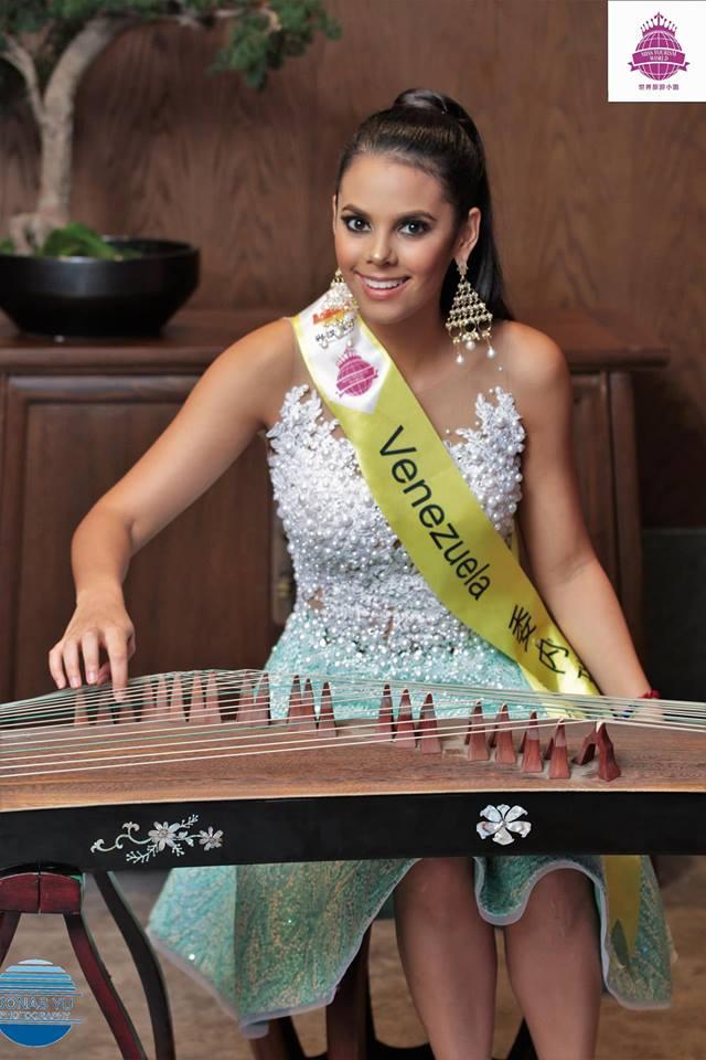 alexandra sanabria, miss tourism world venezuela 2018. - Página 5 44ry7610