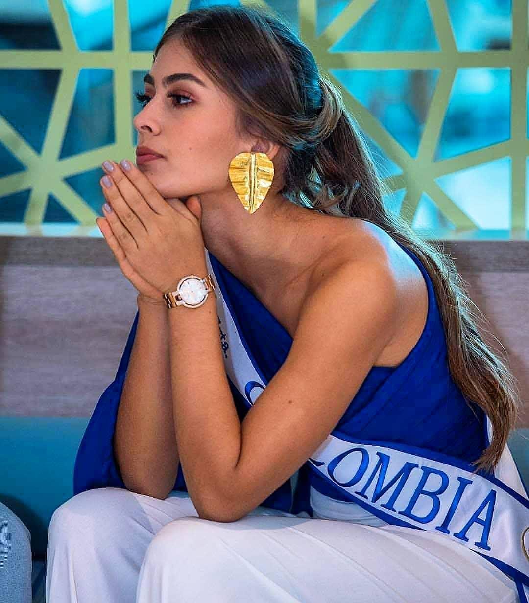 valeria morales, miss colombia universo 2018. 45402410