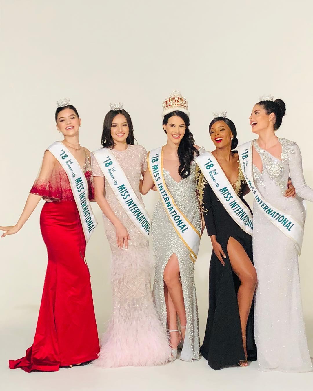 anabella castro, 4th runner-up de miss international 2018. - Página 15 45555710