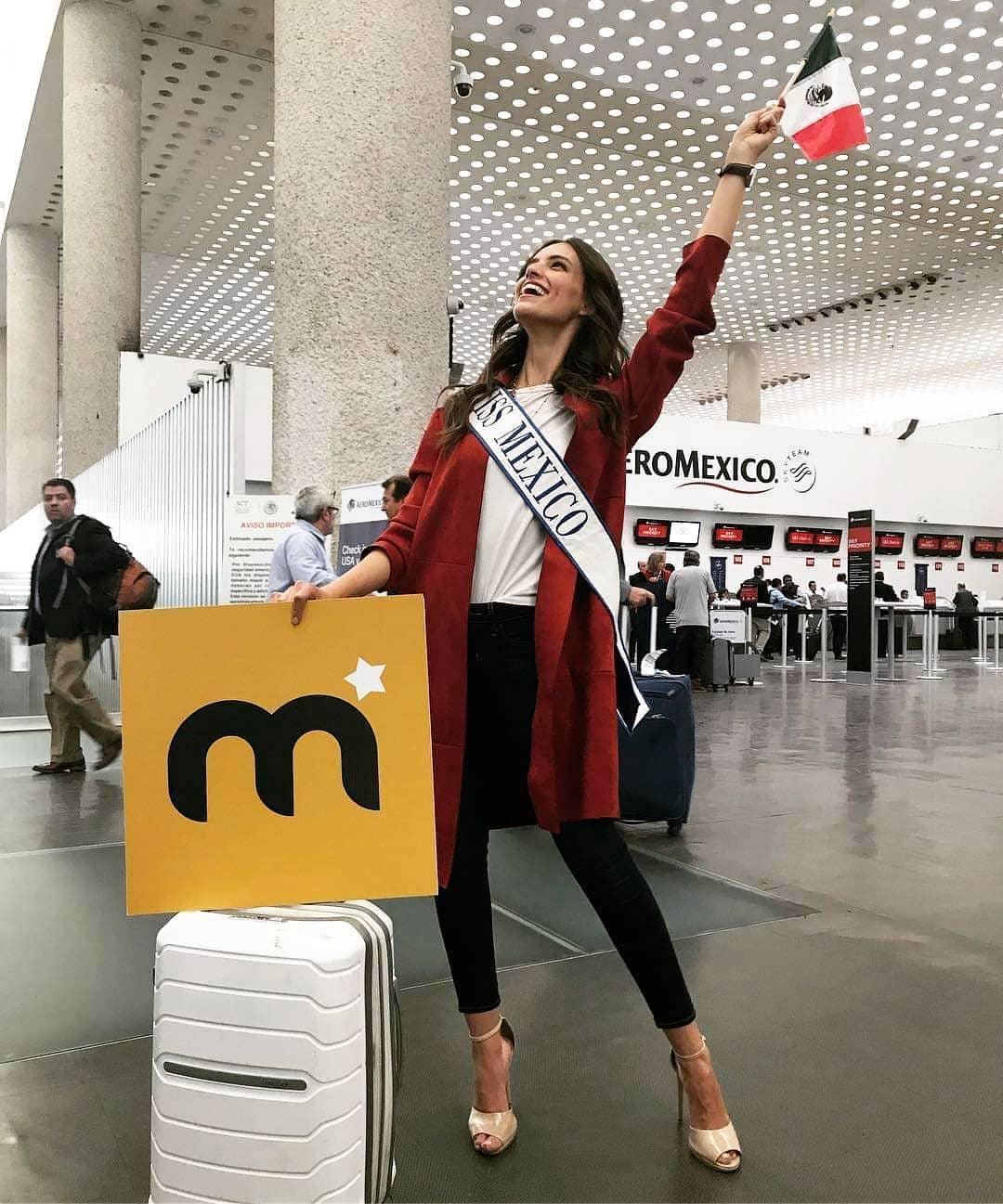 vanessa ponce de leon, miss world 2018. I - Página 4 45656410