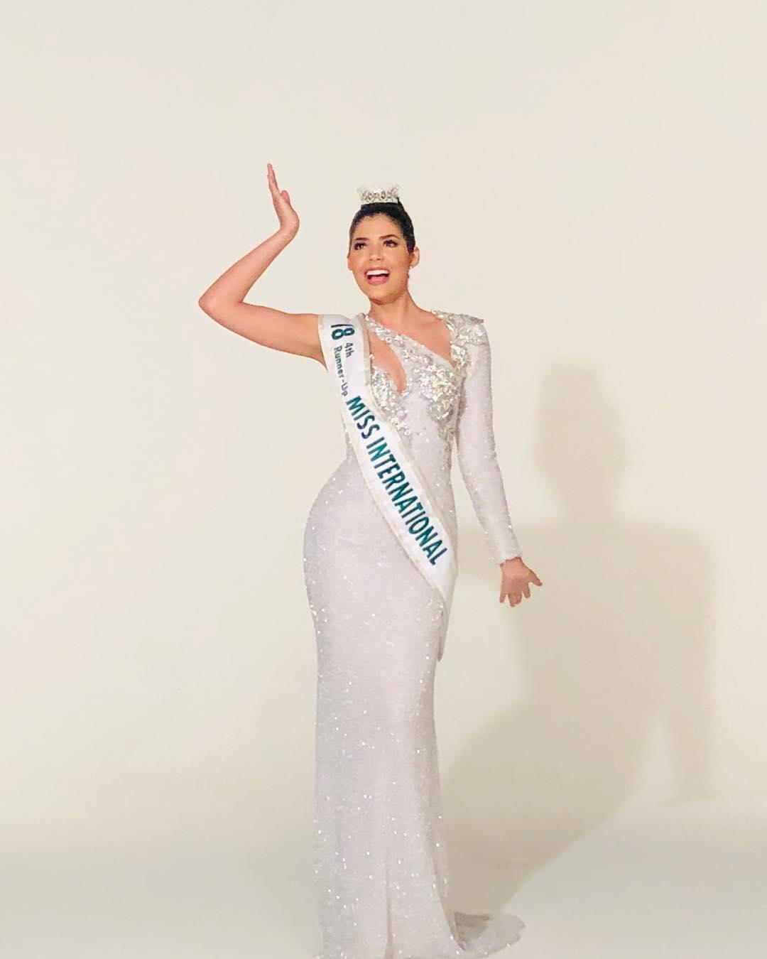 anabella castro, 4th runner-up de miss international 2018. - Página 15 45670210