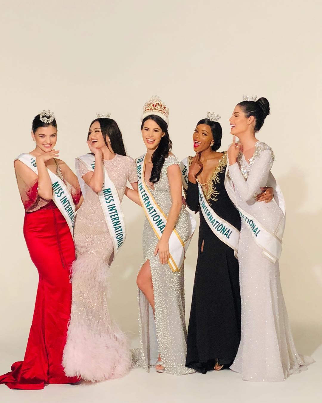 anabella castro, 4th runner-up de miss international 2018. - Página 15 45869910
