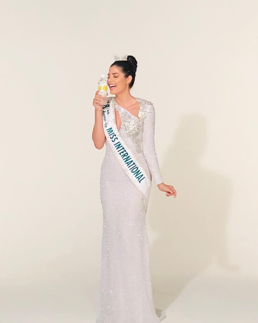 anabella castro, 4th runner-up de miss international 2018. - Página 15 45949510