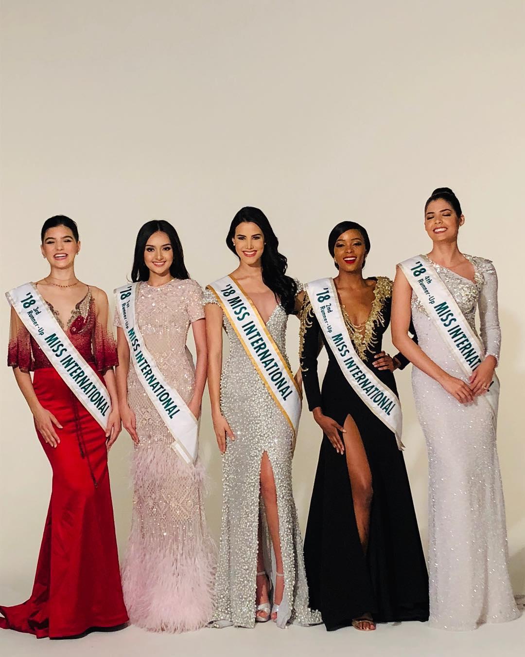 anabella castro, 4th runner-up de miss international 2018. - Página 15 45949511