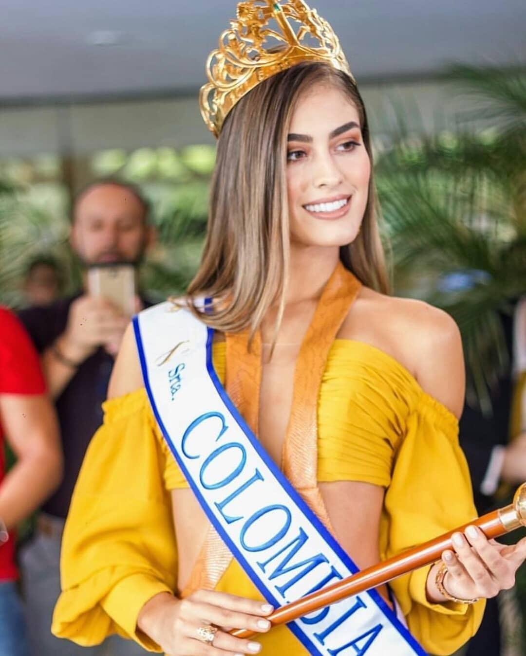 valeria morales, miss colombia universo 2018. 45949512