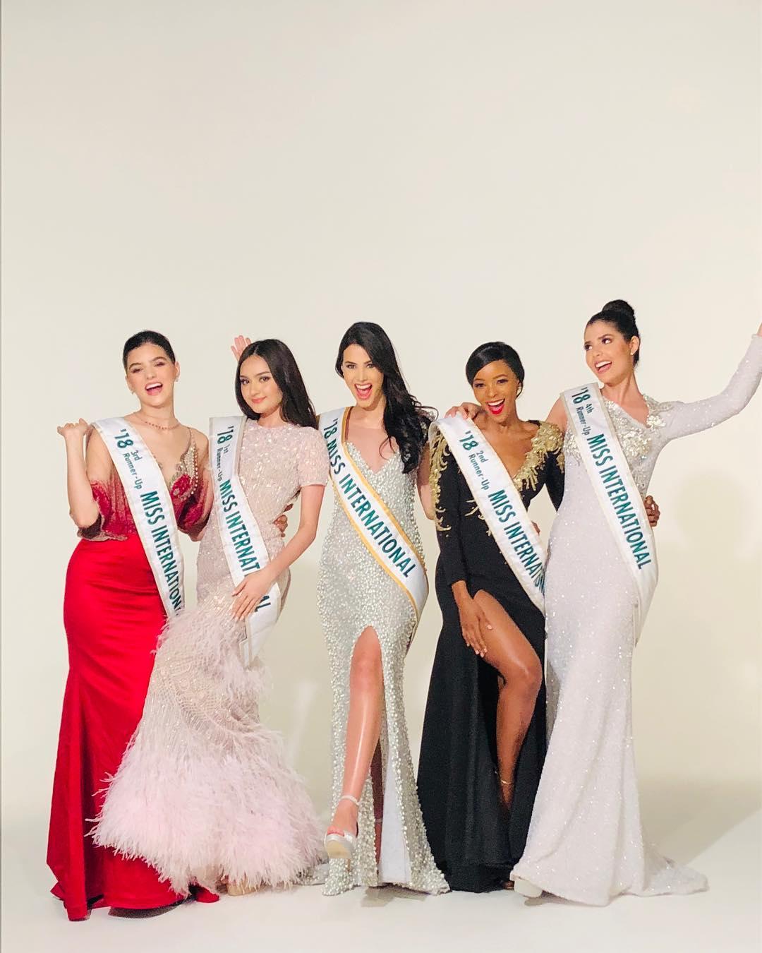 anabella castro, 4th runner-up de miss international 2018. - Página 15 46022210