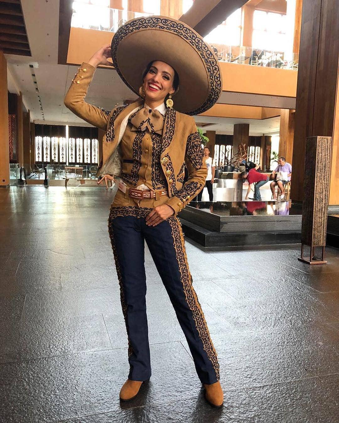 vanessa ponce de leon, miss world 2018. I - Página 6 46124110