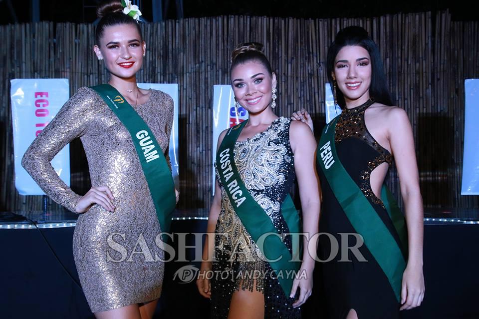 jessica russo, miss earth peru 2018. - Página 4 49ub5y10
