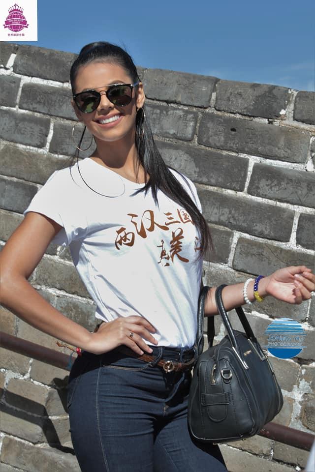 alexandra sanabria, miss tourism world venezuela 2018. - Página 3 4gyxdw10