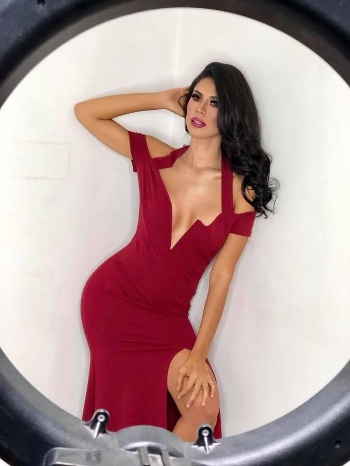 vanesa hernandez, top 15 de global charity queen 2018. 4ttb9v10