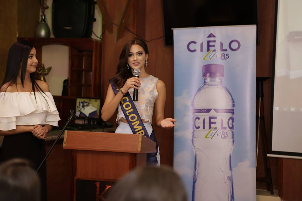 ana catalina mouthon, 2nd runner-up de miss continentes unidos 2018. - Página 2 6etwc710