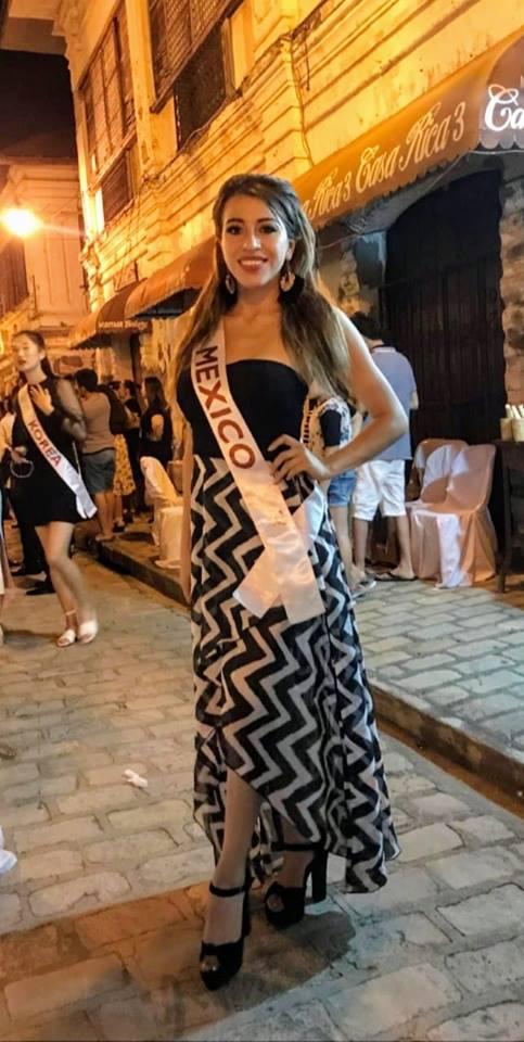lisset perez galvez, miss mexico asia pacifico 2018. - Página 2 6nkua810