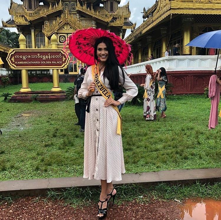 biliannis alvarez, top 10 de miss grand international 2018. - Página 9 7826e110