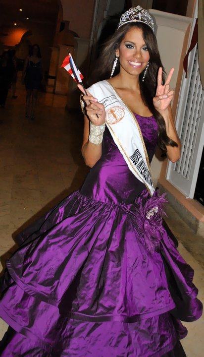 mayde columna, miss orocovis universe 2018/miss intercontinental 2010. 79f4da10