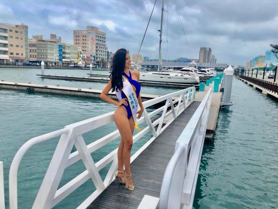 vanesa hernandez, top 15 de global charity queen 2018. - Página 2 8avyy210