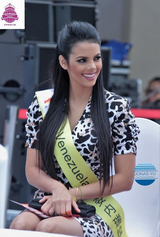 alexandra sanabria, miss tourism world venezuela 2018. - Página 3 8f7vas10